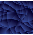 concept geometric night blue background vector image