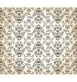 seamless background vintage vector retro pattern vector image vector image