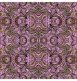 Abstract symmetry swirl seamless pattern Colorful vector image