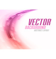 background curve stripes purple white vector image vector image