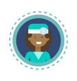 medical doctor icon clinics hospital medicine vector image vector image