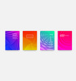 color gradient abstract geometric pattern texture vector image