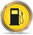 Fuel icon vector image vector image
