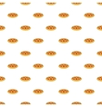 Pie pattern cartoon style vector image vector image
