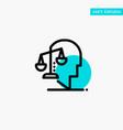 balance equilibrium human integrity mind vector image