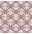 Floral seamless wallpapers in the style of Baroque vector image vector image