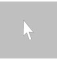 cursor computer symbol vector image vector image
