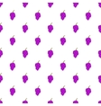 Grape branch pattern cartoon style vector image