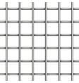 prison jail iron mesh seamless vector image
