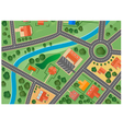 Suburb map vector | Price: 1 Credit (USD $1)