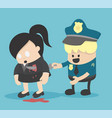 comic ideas business women who were betrayed vector image