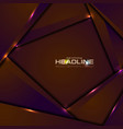 abstract shiny glowing corporate background vector image vector image