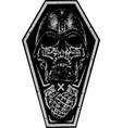 battlefield death vector image vector image