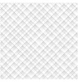 gray and white background pattern vector image vector image