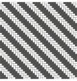 Parquet monochrome seamless texture vector image vector image