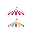 circus design vector image vector image