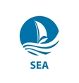 logo Marine vector image
