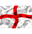 st georges flag vector image