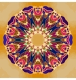 Abstract Mandala Background vector image