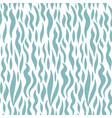 long seaweed seamless pattern hand drawn simple vector image