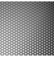 Abstract background Hexagons in the form of a vector image vector image