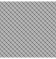 grid mesh pattern with interlacing lines cross x vector image vector image