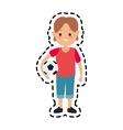Kid cartoon icon