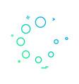 progress icon design vector image
