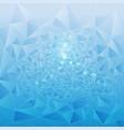 polygon vector image vector image