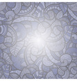 seamless ethnic doodle vector image vector image
