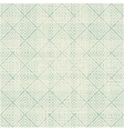 Small Diamond and square background vector image vector image