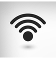 Creative WiFi Icon vector image vector image