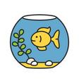 aquarium color icon