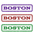 Boston watermark stamp
