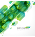 Abstract technology futuristic soft lines backgrou vector image vector image