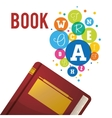 Books design vector image vector image