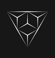 sacred geometry 0048 vector image