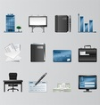 Business Objects vector image vector image