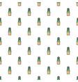 lophophora cactus pattern seamless vector image