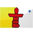 Flag province nunavut