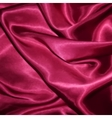 Vinous Silk Fabric texture vector image vector image