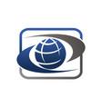 world exchange vector image vector image