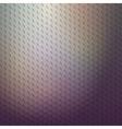 Dark geometric background abstract hexagonal vector image vector image