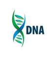 Sign in the shape of a spiral dna