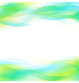 Blue And Green Abstract Background vector image
