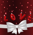 love concept background vector image vector image
