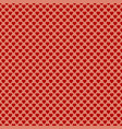 seamless heart pattern background - valentines vector image vector image