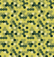 Seamless pattern in camouflage style