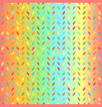 bright polygon pattern seamless vector image
