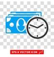 Cash Credit Icon vector image vector image